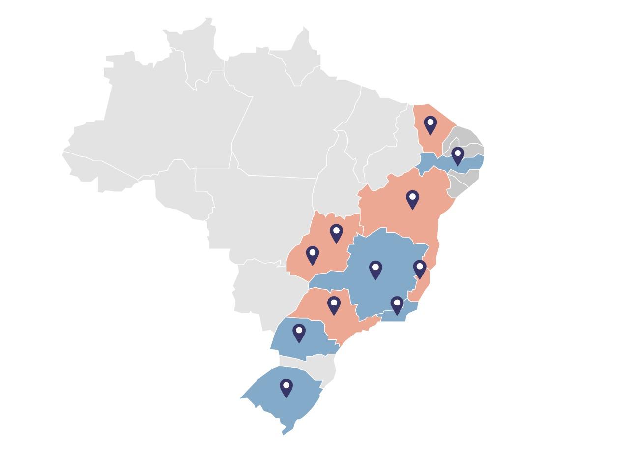 De São Paulo para o Brasil inteiro